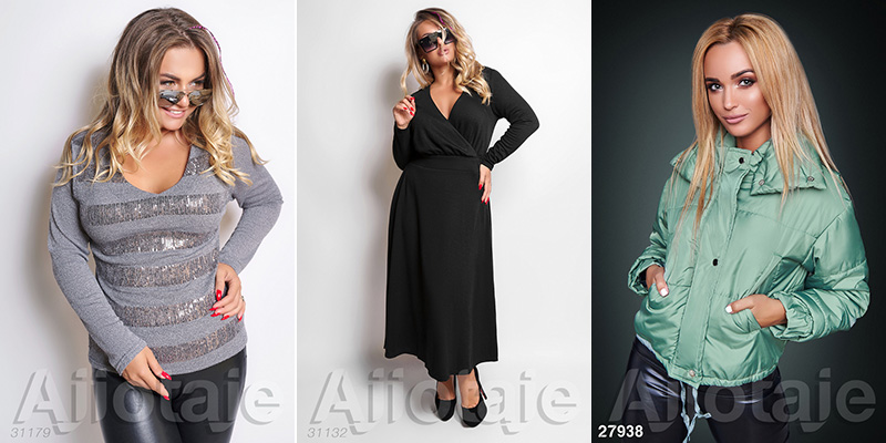 Ajiotaje - производитель одежды из Украины