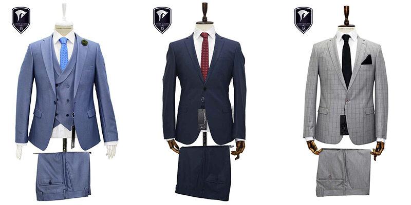 ALBERTO SALVADORE - деловая одежда из Турции