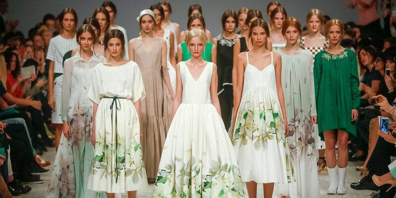 Выставка Kyiv Fashion 2021