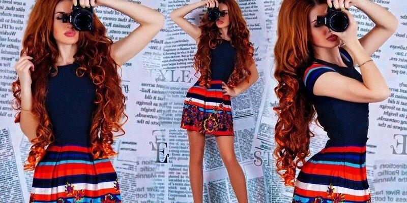 Модная одежда от украинских производителей