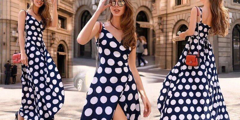 Женская одежда – сарафанное лето