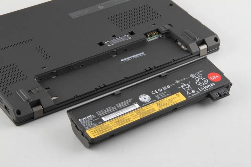 замена батареи ноутбука