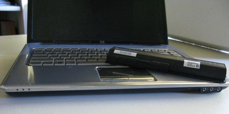 Комплектующие для ноутбуков- что следует знать о замене батареи