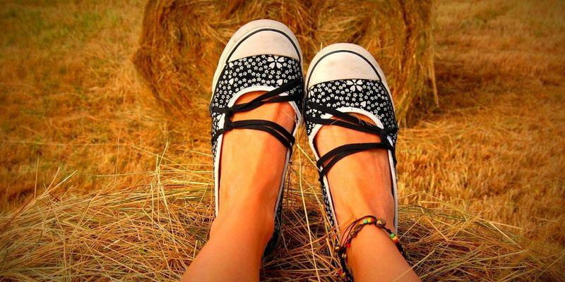 Популярные модели женской летней обуви