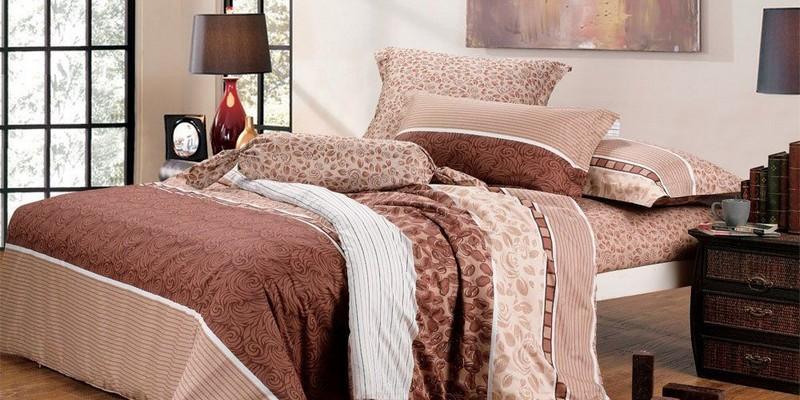 Выбираем постельное бельё правильно