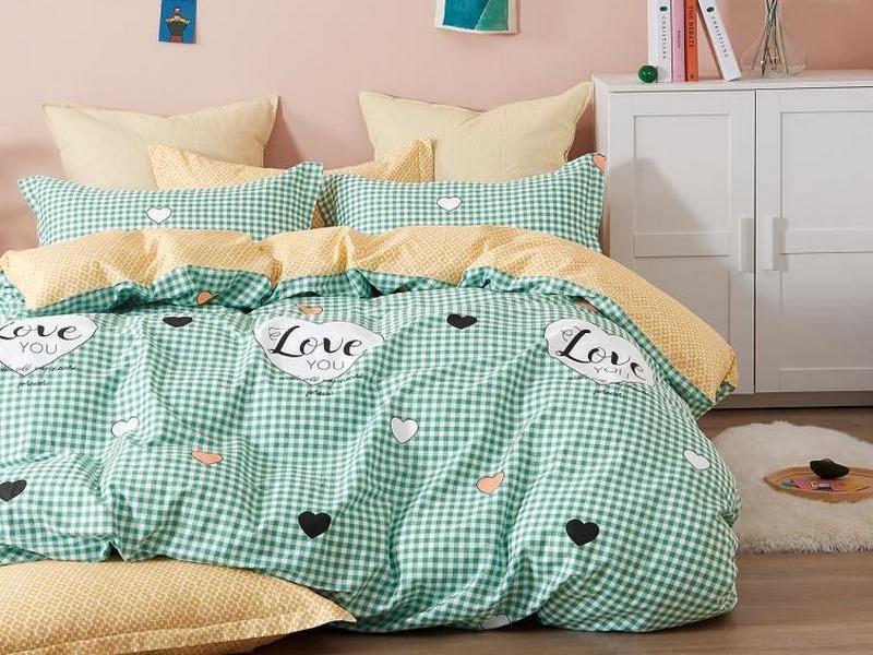 Детское сатиновое постельное белье